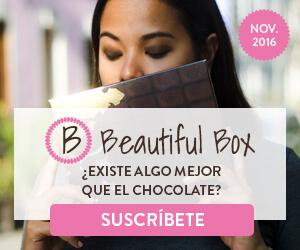 Suscríbete a la caja de belleza Beautiful Box de enfemenino.com