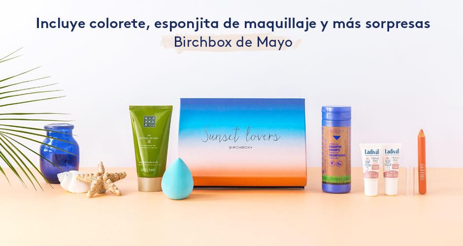 birchbox de mayo españa